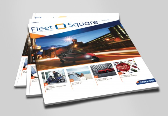 Fleet Square magazine